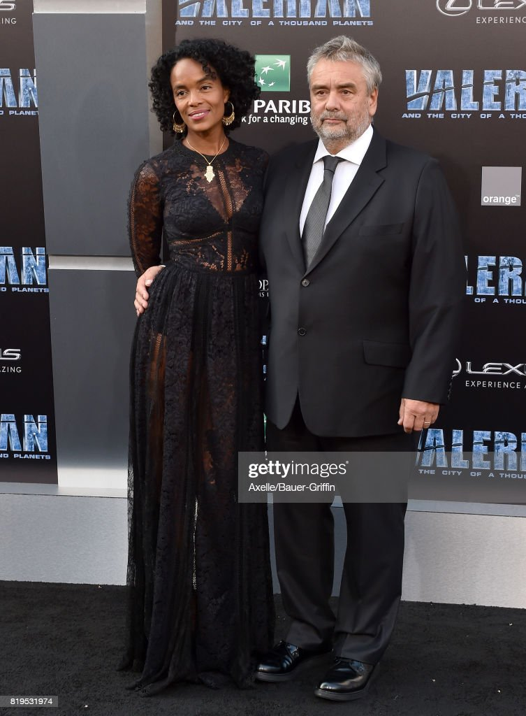 "Premiere Of EuropaCorp And STX Entertainment's ""Valerian And The City Of A Thousand Planets"""