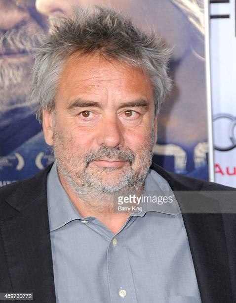 Director Luc Besson arrives at AFI FEST 2014 Presented By Audi 'Saint Laurent' Special Screening held at Dolby Theatre on November 11 2014 in...