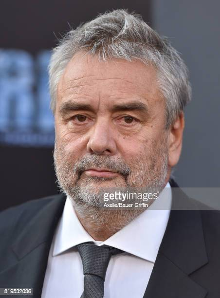 Director Luc Besson arrives at the Los Angeles premiere of 'Valerian and the City of a Thousand Planets' at TCL Chinese Theatre on July 17 2017 in...