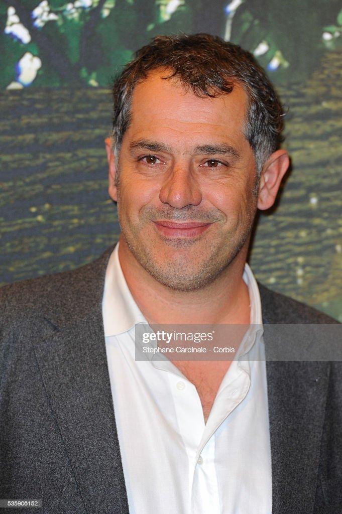 Director Luc Jacquet attends the 'Il etait une foret' Paris Premiere at Cinema Gaumont Marignan, in Paris.