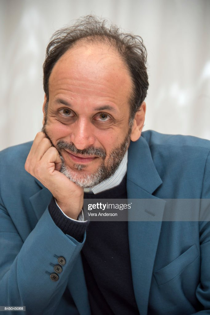 Director Luca Guadagnino at the 'Call Me by Your Name' Press Conference at the Fairmont Royal York Hotel on September 8, 2017 in Toronto, Canada.