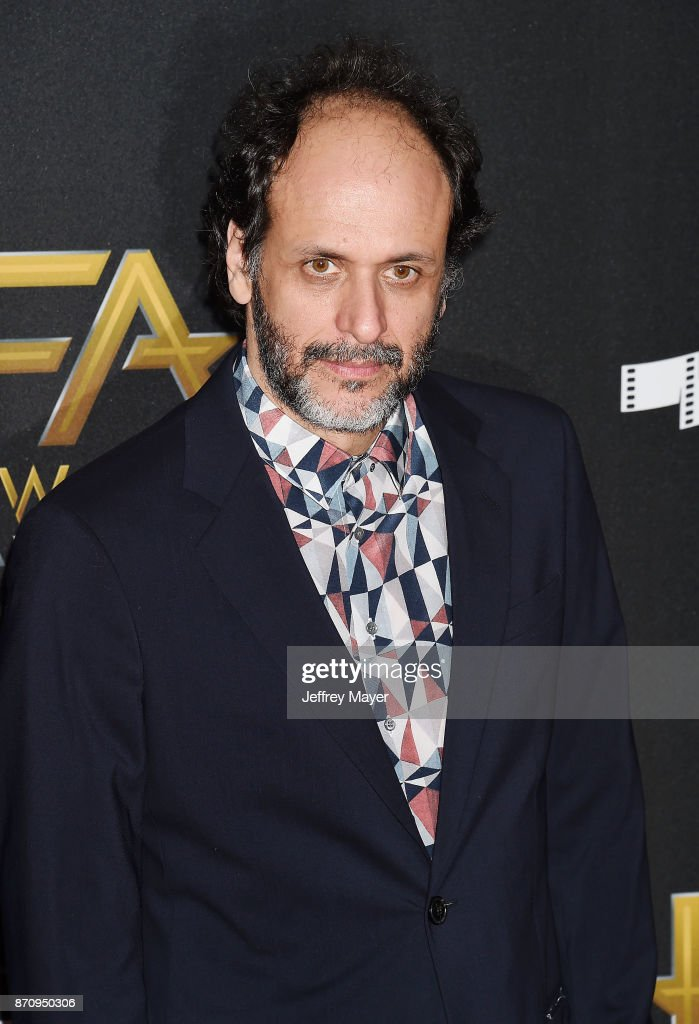 Director Luca Guadagnino attends the 21st Annual Hollywood Film Awards at The Beverly Hilton Hotel on November 5, 2017 in Beverly Hills, California.