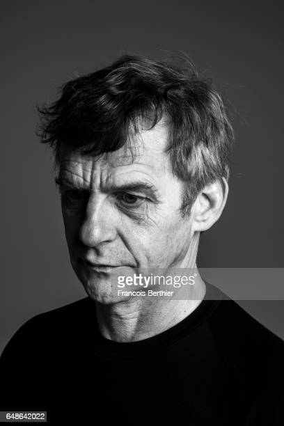 Director LUCAS BELVAUX is photographed for Self Assignment on January 19 2017 in Paris France