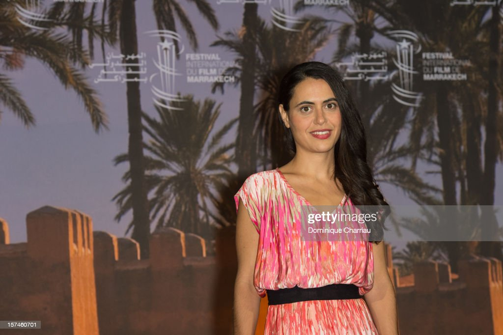 Director Lucy Mulloy attends the 'Una Noche' Photocall during the 12th International Marrakech Film Festival on December 3, 2012 in Marrakech, Morocco.