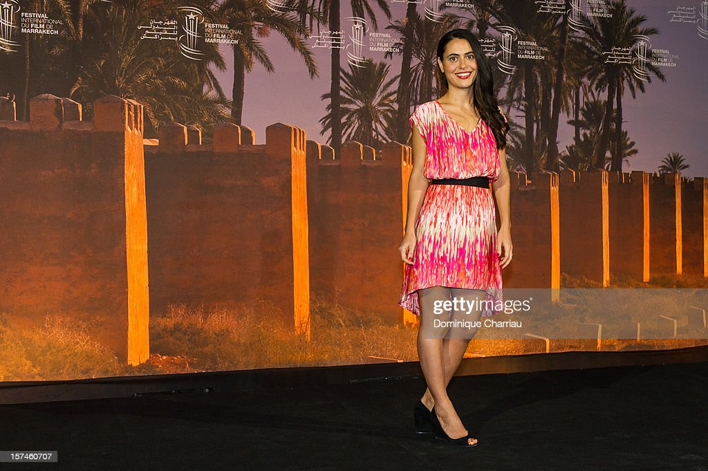 Director Lucy Mulloy attends the 'Una Noche' Photocall during the12th International Marrakech Film Festival on December 3, 2012 in Marrakech, Morocco.
