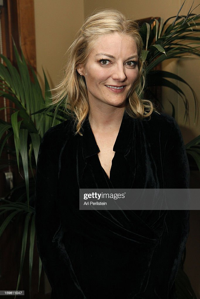 Director Lucy Walker attends the HBO Documentary Films Sundance Party on January 20, 2013 in Park City, Utah.