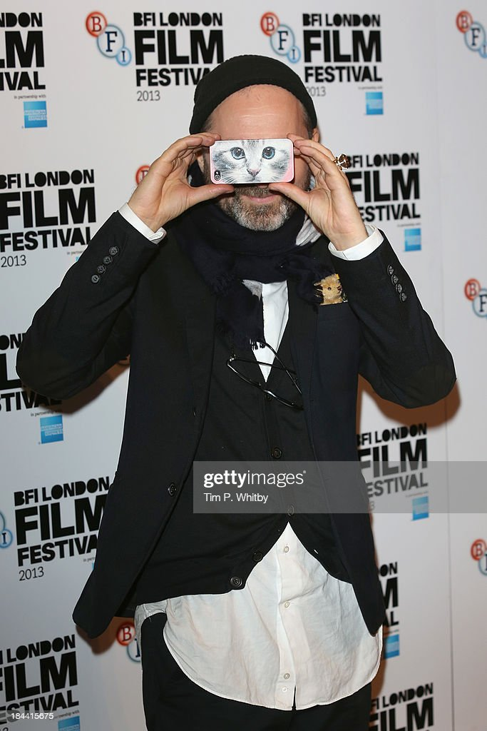 Director <a gi-track='captionPersonalityLinkClicked' href=/galleries/search?phrase=Lukas+Moodysson&family=editorial&specificpeople=2722055 ng-click='$event.stopPropagation()'>Lukas Moodysson</a> attends a screening of 'We Are The Best!' during the 57th BFI London Film Festival at Odeon West End on October 13, 2013 in London, England.
