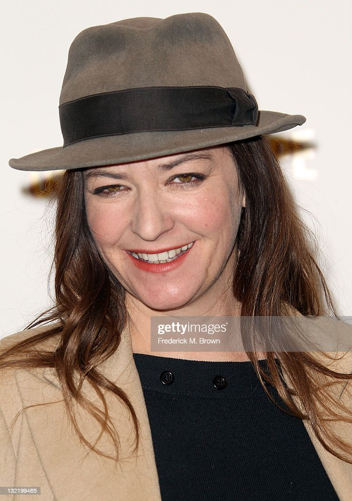 Director Lynne Ramsay attends the Screening of Oscilloscope Laboratories' 'We Need To Talk About Kevin' at the Writers Guild Theater on November 10...