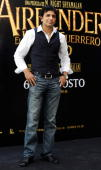 Director M Night Shyamalan attends a photocall for 'Airbender El Ultimo Guerrero' at the Villamagna Hotel on July 13 2010 in Madrid Spain