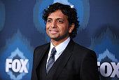 Director M Night Shyamalan attends the FOX winter TCA AllStar party at Langham Hotel on January 17 2015 in Pasadena California