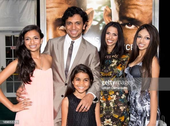 M Night Shyamalan Daughters Saleka Shyamalan Stock...