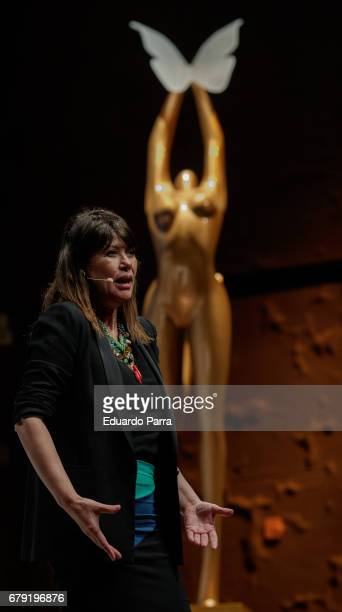 Director Mabel Lozano attends the 'Foro Mujeres Tercer Milenio' at CaixaForum on May 5 2017 in Madrid Spain