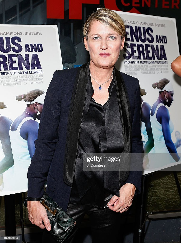Director Maiken Baird attends the New York screening of 'Venus and Serena' at IFC Center on May 2, 2013 in New York City.