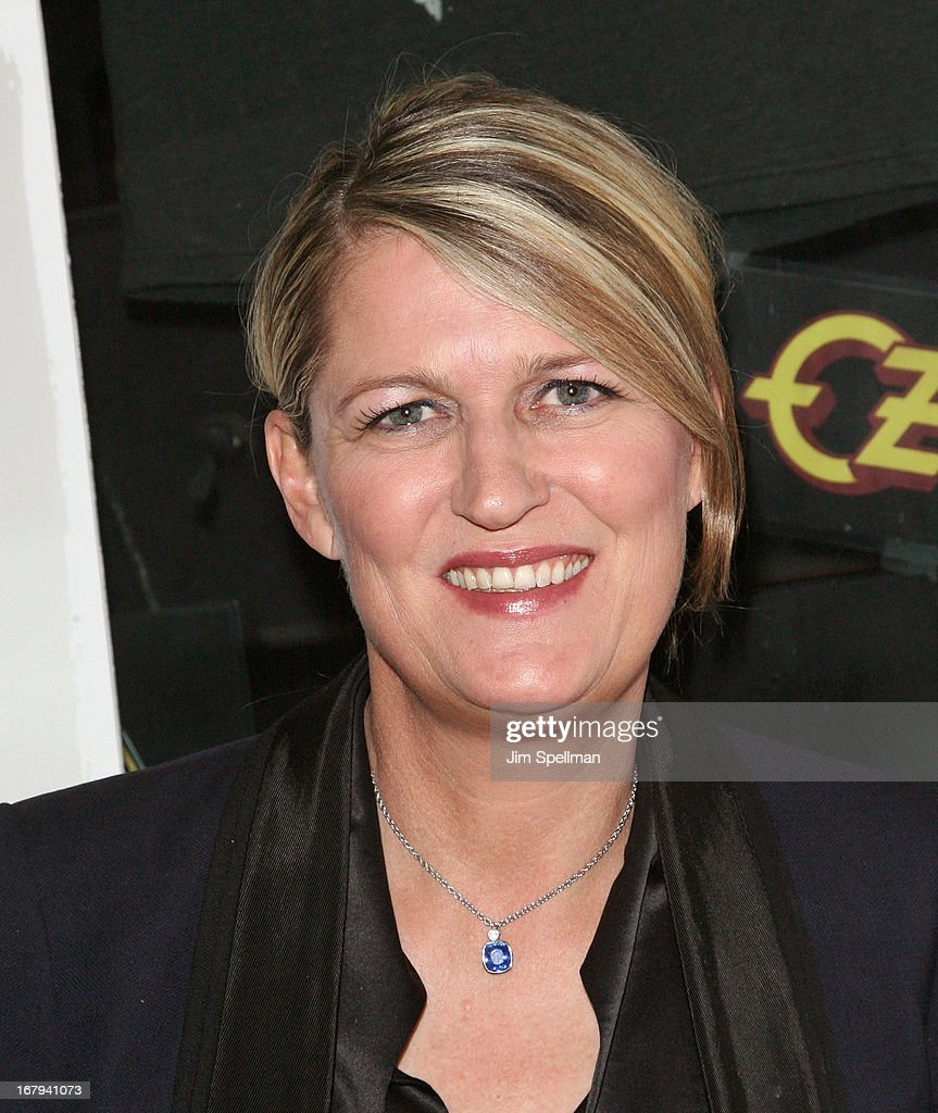 Director Maiken Baird attends the 'Venus And Serena' New York Screening at IFC Center on May 2, 2013 in New York City.