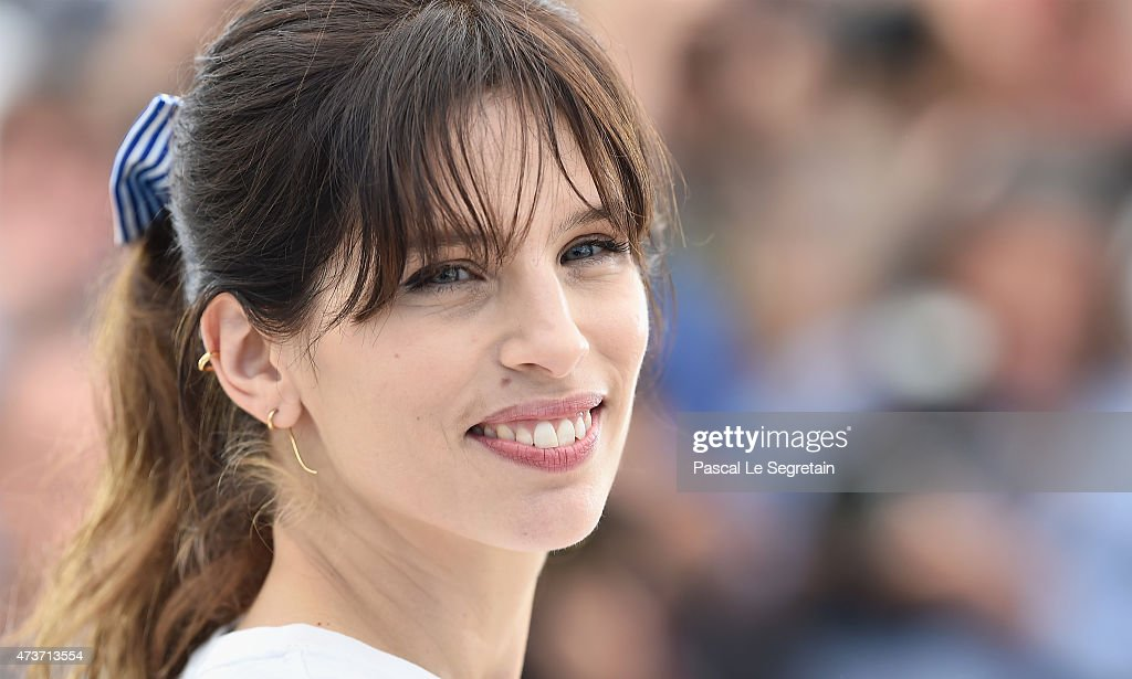 Director Maiwenn attends 'Mon Roi' Photocall during the 68th annual Cannes Film Festival on May 17, 2015 in Cannes, France.