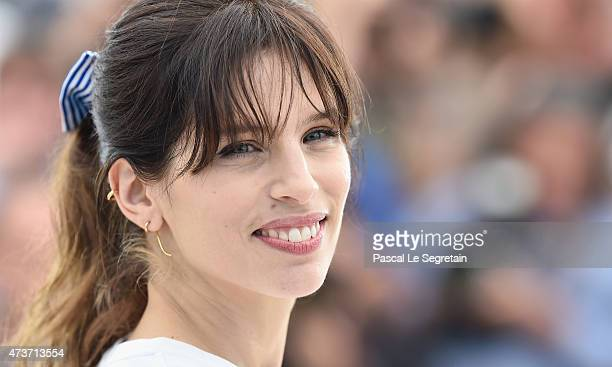 Director Maiwenn attends 'Mon Roi' Photocall during the 68th annual Cannes Film Festival on May 17 2015 in Cannes France