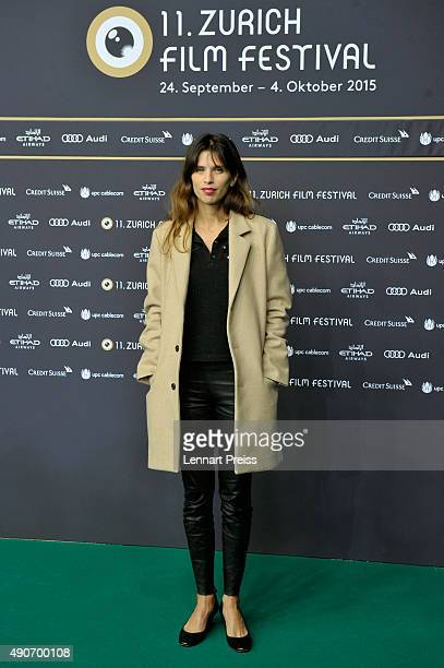 Director Maiwenn attends the 'Mon Roi' Premiere during the Zurich Film Festival on September 30 2015 in Zurich Switzerland The 11th Zurich Film...