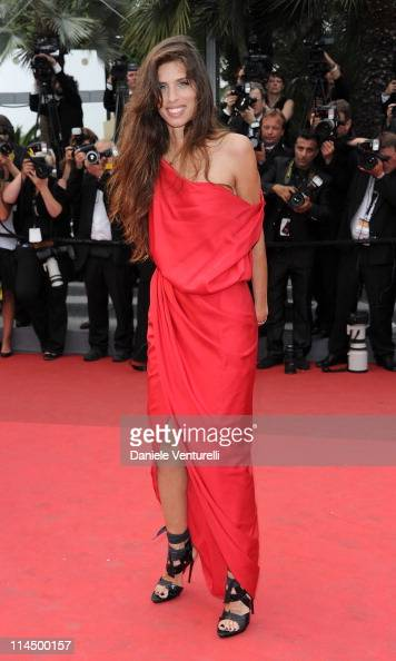 Director Maiwenn Le Besco attends the 'Les BienAimes' Premiere and Closing Ceremony during the 64th Annual Cannes Film Festival at the Palais des...