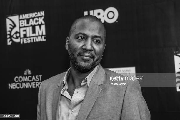 Director Malcolm D Lee attends 2017 American Black Film Festival 'Girls Trip' Red Carpet Screening at Olympia Theater At Gusman Hall on June 14 2017...