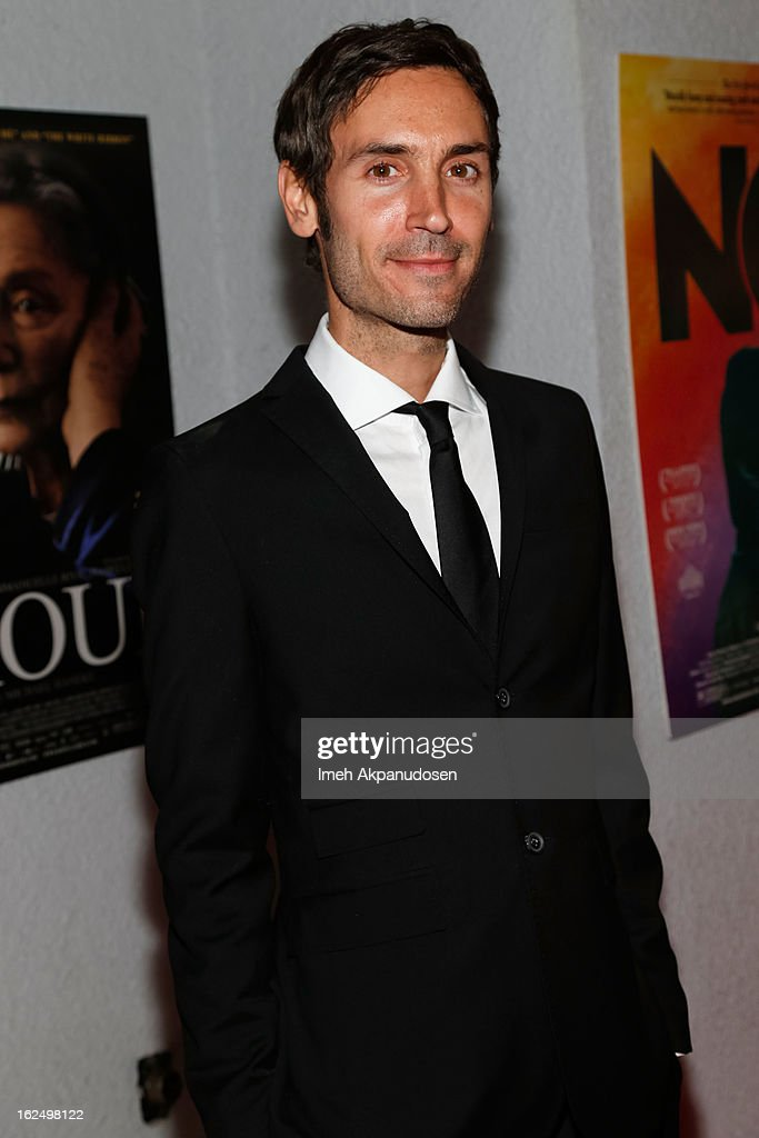 Director Malik Bendjelloul attends the Sony Pictures Classics Pre-Oscar Dinner at The London Hotel on February 23, 2013 in West Hollywood, California.