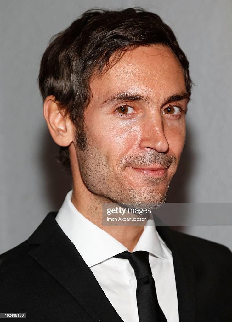 Director <a gi-track='captionPersonalityLinkClicked' href=/galleries/search?phrase=Malik+Bendjelloul&family=editorial&specificpeople=8806036 ng-click='$event.stopPropagation()'>Malik Bendjelloul</a> attends the Sony Pictures Classics Pre-Oscar Dinner at The London Hotel on February 23, 2013 in West Hollywood, California.