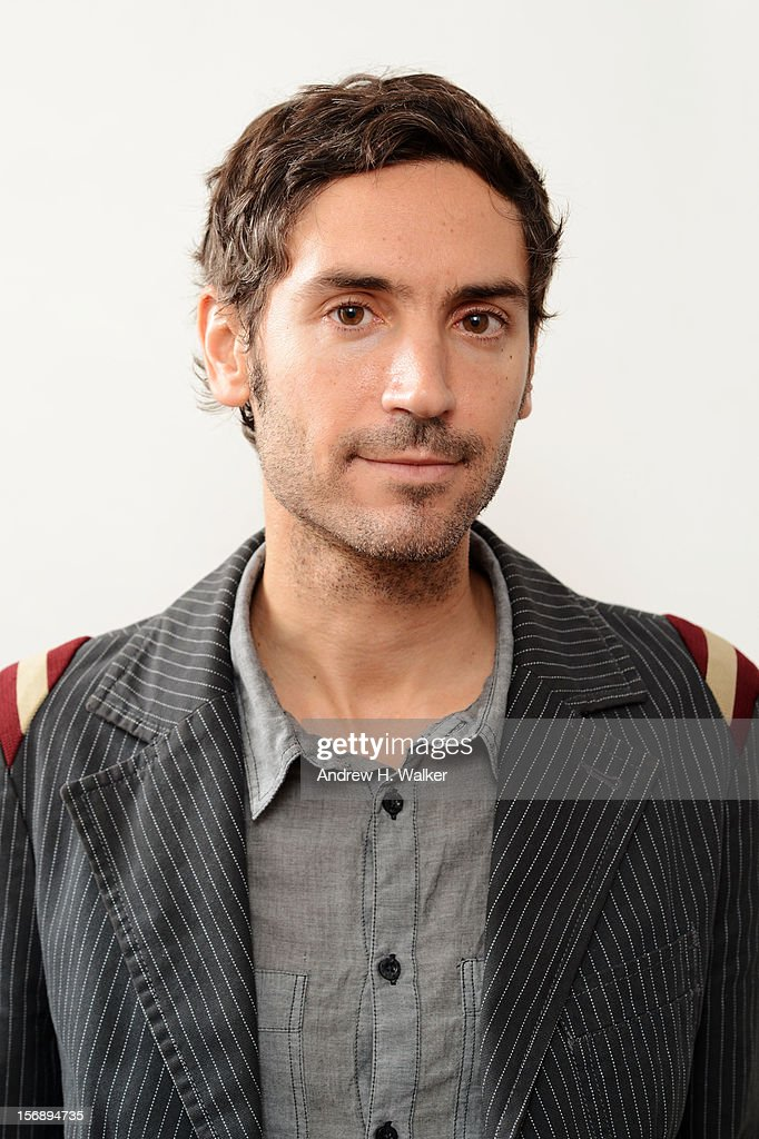 Director Malik Bendjelloul of Searching for Sugar Man poses for a portrait during the 2012 Doha Tribeca Film Festival at AL Najada on November 24, 2012 in Doha, Qatar.