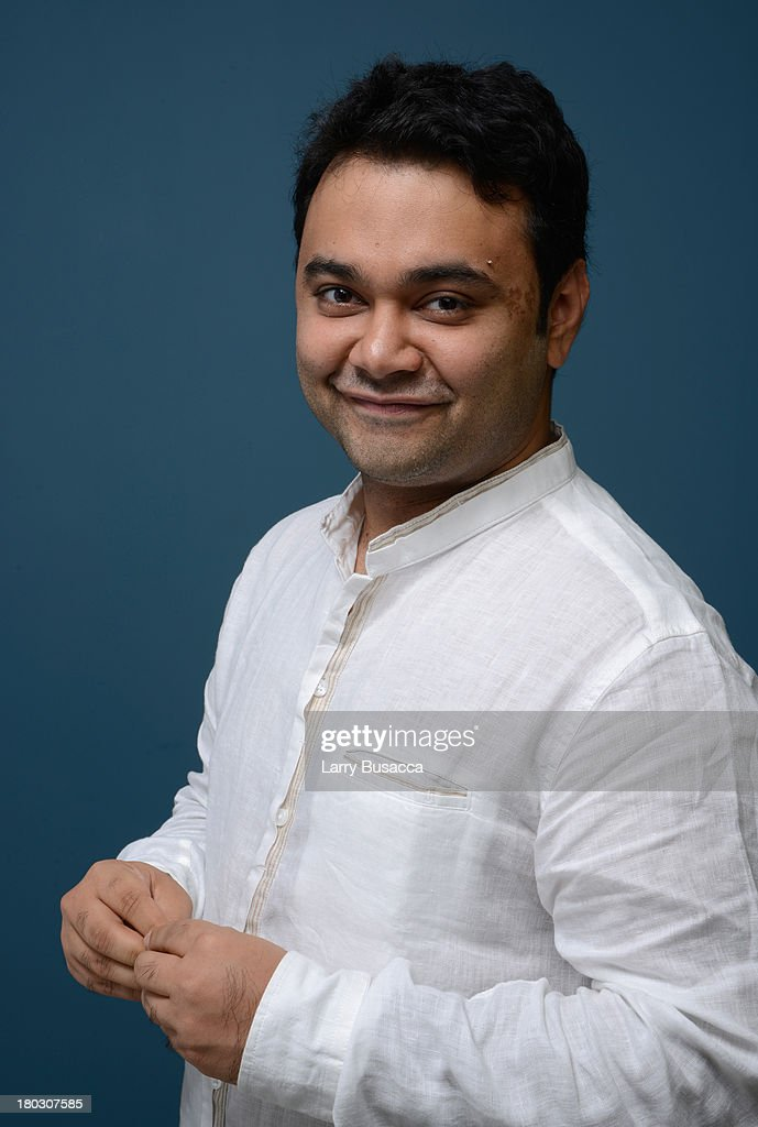 Director Maneesh Sharma of 'Random Desi Romance' poses at the Guess Portrait Studio during 2013 Toronto International Film Festival on September 11, 2013 in Toronto, Canada.