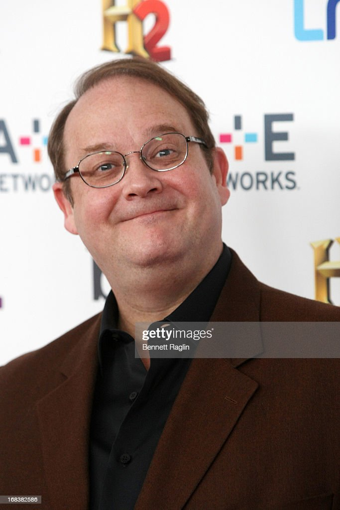 Director <a gi-track='captionPersonalityLinkClicked' href=/galleries/search?phrase=Marc+Cherry&family=editorial&specificpeople=217819 ng-click='$event.stopPropagation()'>Marc Cherry</a> attends the 2013 A+E Networks Upfront at Lincoln Center on May 8, 2013 in New York City.