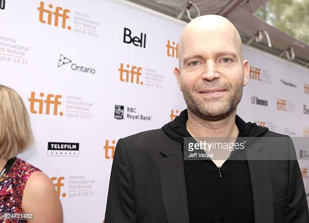 Director Marc Forster arrives at 'Machine Gun Preacher' Premiere at Roy Thomson Hall during the 2011 Toronto International Film Festival on September...