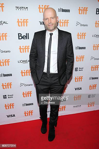 Director Marc Forster attends the 2016 Toronto International Film Festival Premiere of 'All I See Is You' at the Princess of Wales Theatre on...