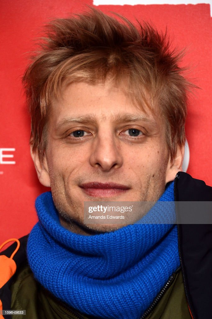 Director Marc Silver attends the 'Who Is Dayani' premiere during the 2013 Sundance Film Festival at The Marc Theatre on January 17, 2013 in Park City, Utah.