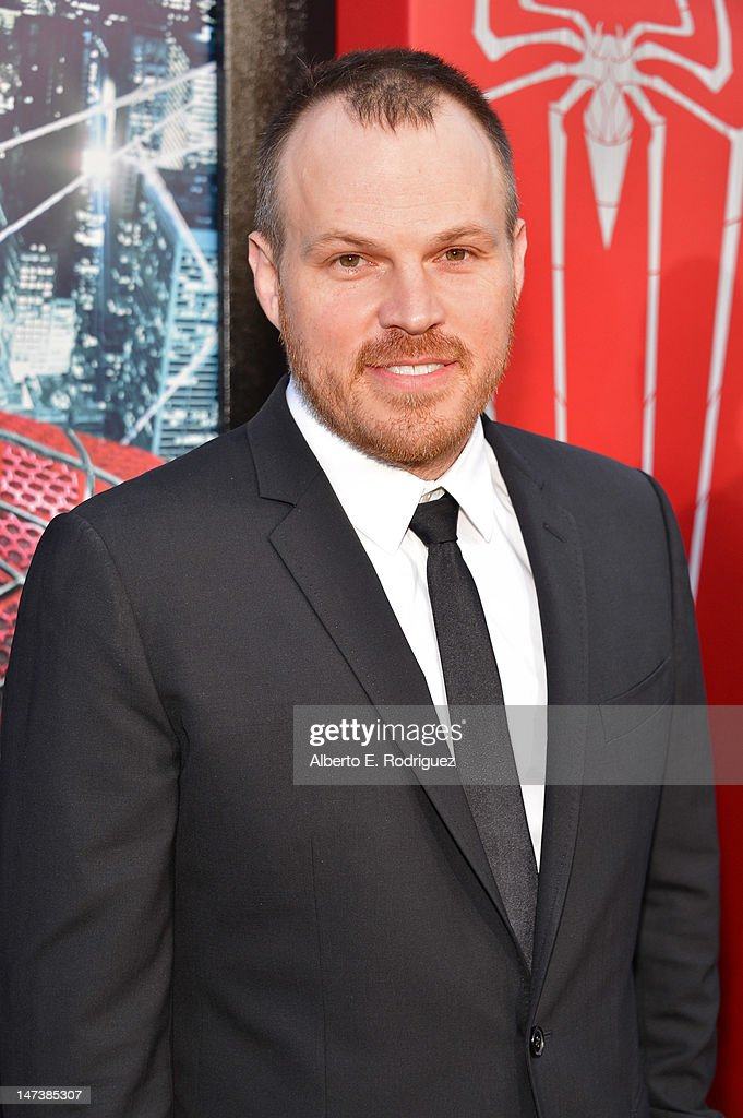 Director <a gi-track='captionPersonalityLinkClicked' href=/galleries/search?phrase=Marc+Webb&family=editorial&specificpeople=637083 ng-click='$event.stopPropagation()'>Marc Webb</a> arrives at the premiere of Columbia Pictures' 'The Amazing Spider-Man' at the Regency Village Theatre on June 28, 2012 in Westwood, California.