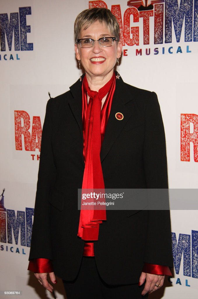 Director Marcia Milgrom Dodge attends the after party for the Broadway opening of 'Ragtime' at the Tavern On The Green on November 15, 2009 in New York City.