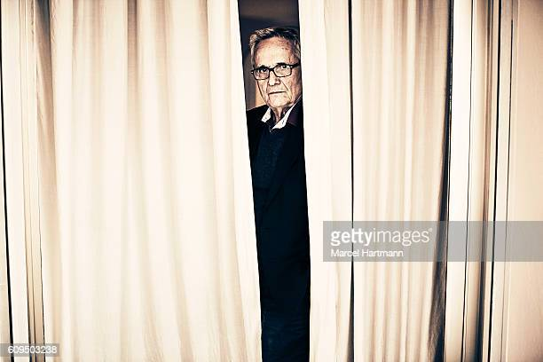Director Marco Bellocchio is photographed for Vanity Fair Italy on May 13 2016 in Cannes France