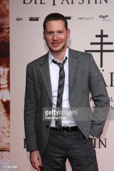 Director Marco Kreuzpaintner In The World Premiere Of The film 'Pope Joan' in Cinestar Sony Center in Berlin