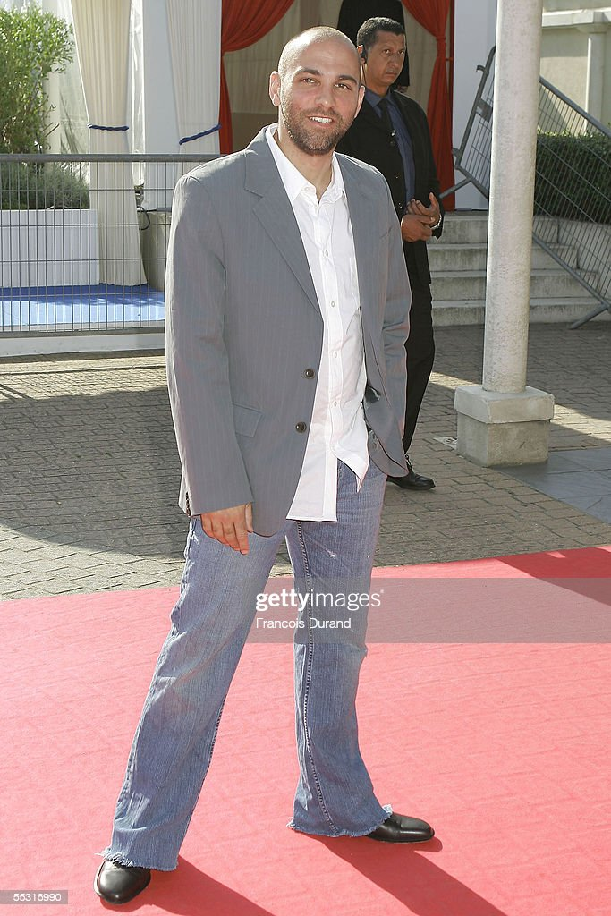 US director Marcos Siega arrives at the premiere for Pretty Persuasion at the 31st Deauville Festival Of American Film on September 8, 2005 in Deauville, France.