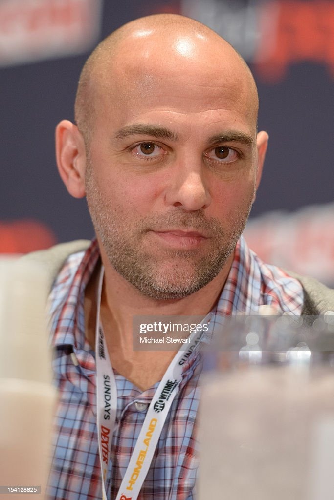 Director Marcos Siega attends 'The Following' pilot screening and Q&A at the 2012 New York Comic Con at the Javits Center on October 14, 2012 in New York City.