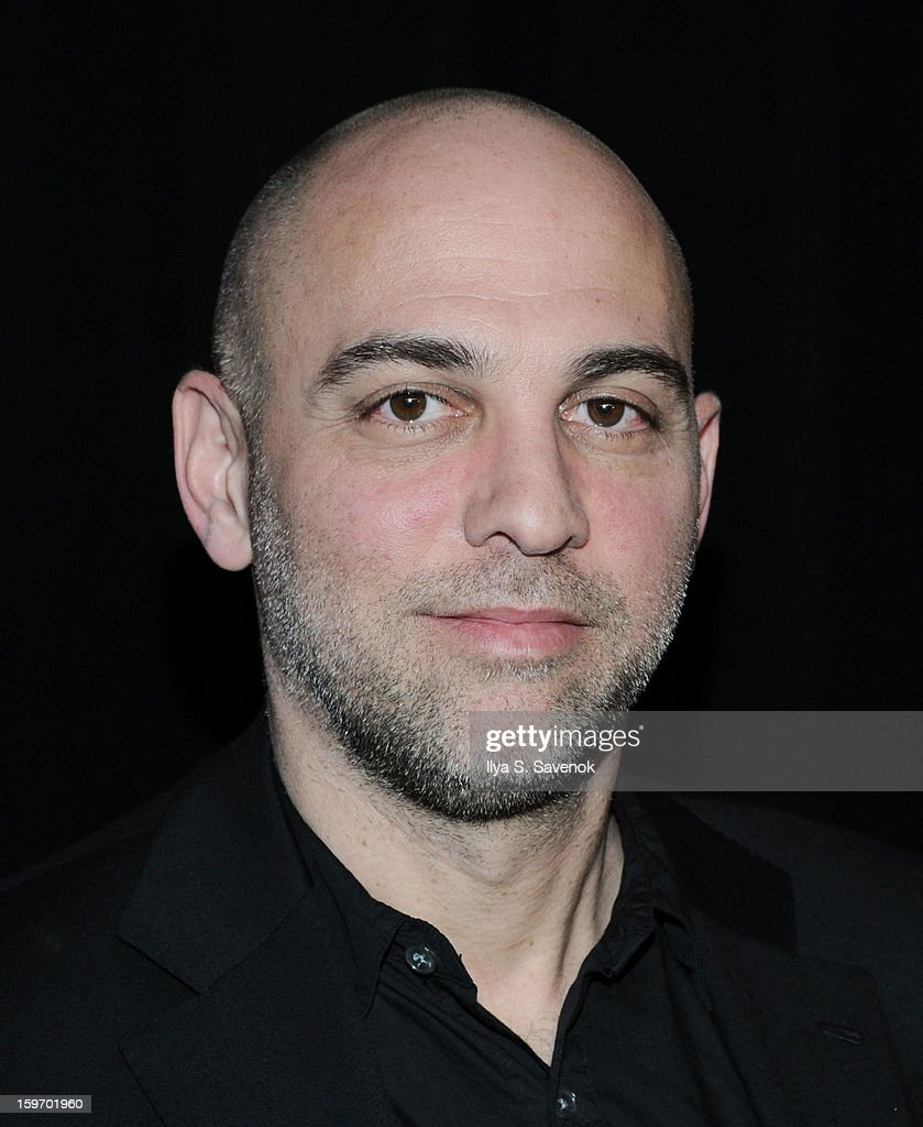 Director Marcos Siega attends 'The Following' World Premiere at The New York Public Library on January 18, 2013 in New York City.