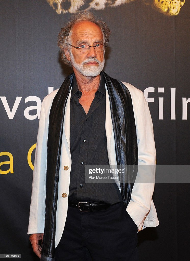 Director Marcus Imhoof attends winners red carpet during 65th Locarno Film Festival on August 11, 2012 in Locarno, Switzerland.