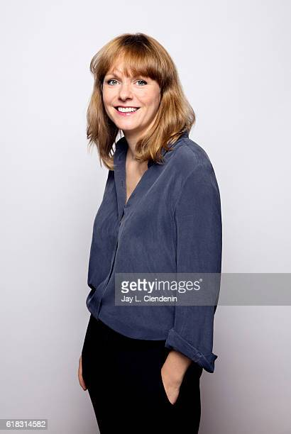 Director Maren Ade from the film 'Toni Erdmann' poses for a portraits at the Toronto International Film Festival for Los Angeles Times on September...