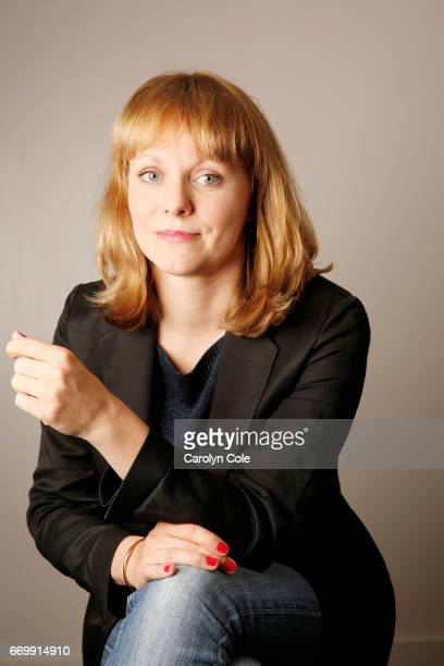 Director Maren Ade is photographed for Los Angeles Times on October 4 2016 in New York City PUBLISHED IMAGE CREDIT MUST READ Carolyn Cole/Los Angeles...