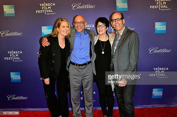 Director Marina Zenovich Roy Ackerman Jennifer Lee Pryor and Matt Blank attend the screening of 'Richard Pryor Omit the Logic' during the 2013...