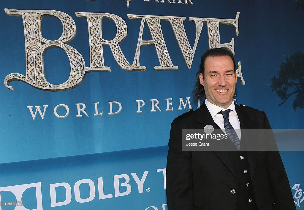 Director Mark Andrews arrives at Film Independent's 2012 Los Angeles Film Festival Premiere of Disney Pixar's 'Brave' at Dolby Theatre on June 18, 2012 in Hollywood, California.