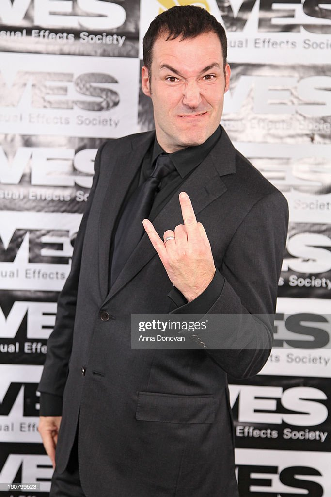 Director Mark Andrews attends the 11th Annual Visual Effects Society Awards at The Beverly Hilton Hotel on February 5, 2013 in Beverly Hills, California.