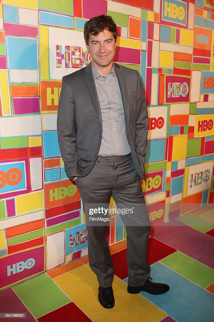 Director Mark Duplass attends HBO's Official 2014 Emmy After Party at The Plaza at the Pacific Design Center on August 25, 2014 in Los Angeles, California.