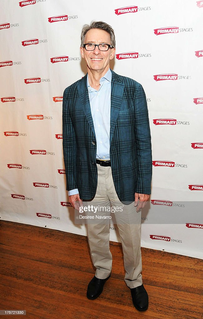 Director Mark Lamos attends 'Harbor' Opening Night After Party at Park Avenue Armory on August 6, 2013 in New York City.