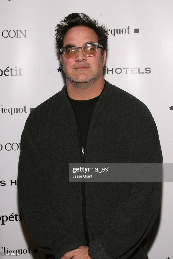 Director Mark Pellington at The Bon Appetit Supper Club Hosts 'Henry Poole Is Here' party on January 21, 2008 in Park City, Utah.