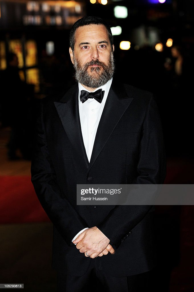 Director Mark Romanek attends the 'Never Let Me Go' premiere during the opening night of the 54th BFI London Film Festival at Odeon Leicester Square on October 13, 2010 in London, England.