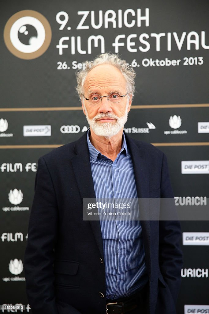 Director Markus Imhoof, Documentary Competition DE, AT, CH Jury President, attends the Jury Photocall during the Zurich Film Festival 2013 on October 4, 2013 in Zurich, Switzerland.