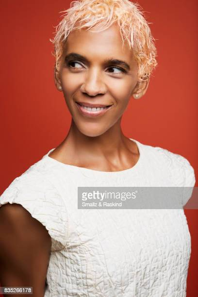 Director Marta Cunningham of HBO's 'Room 104' poses for a portrait during the 2017 Summer Television Critics Association Press Tour at The Beverly...